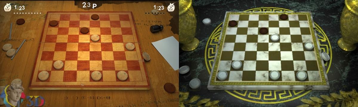 Профессиональное 3d моделирование одного из предварительных вариантов дизайна игры