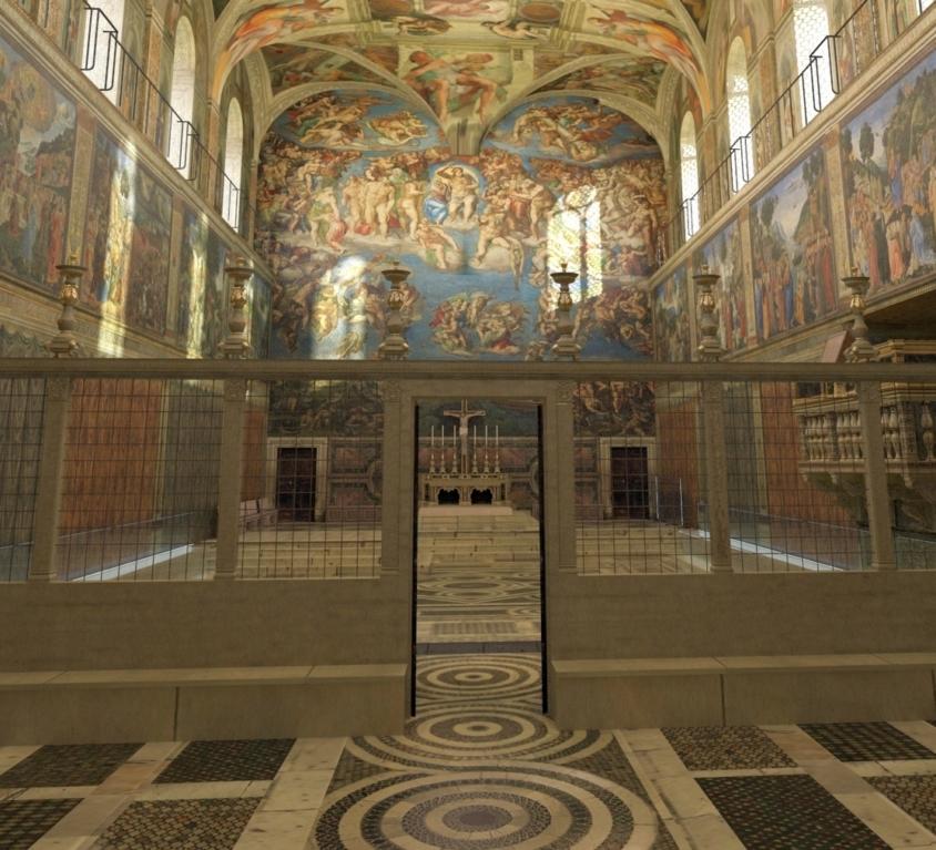 Сикстинская капелла, Ватикан