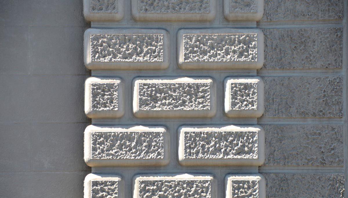 3d моделирование кирпичной стены