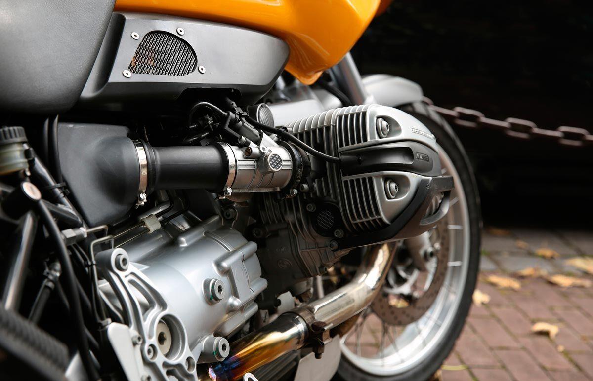 Компьютерная 3d визуализация мотоцикла