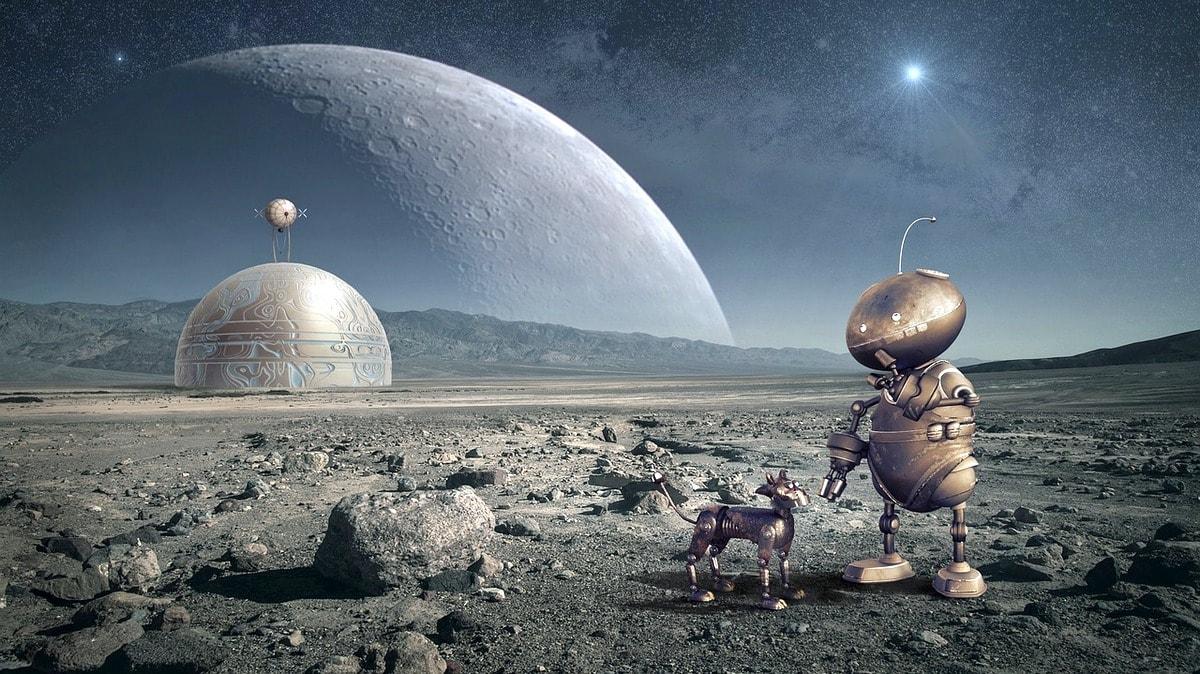 3д моделирование и визуализация роботов