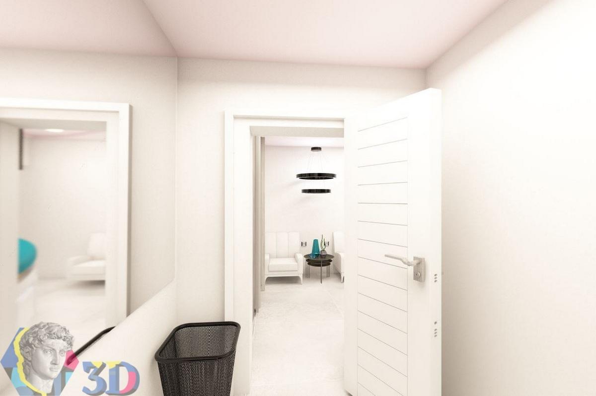 стоимость 3d визуализации интерьера медицинского центра