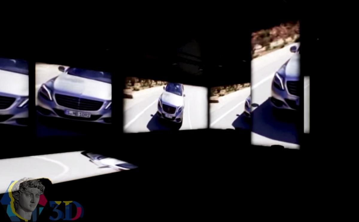 визуализация экстерьера в 3d max автомобиль