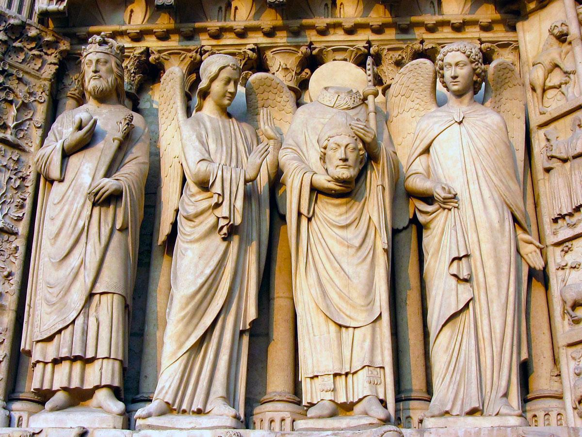 сложности достоверной скульптурной визуализации