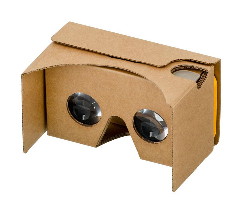 очки google cardboard