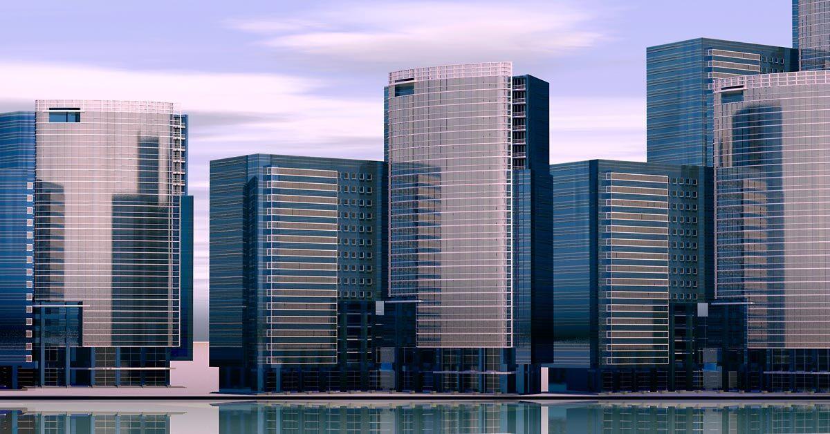Архитектурное 3d моделирование Vray
