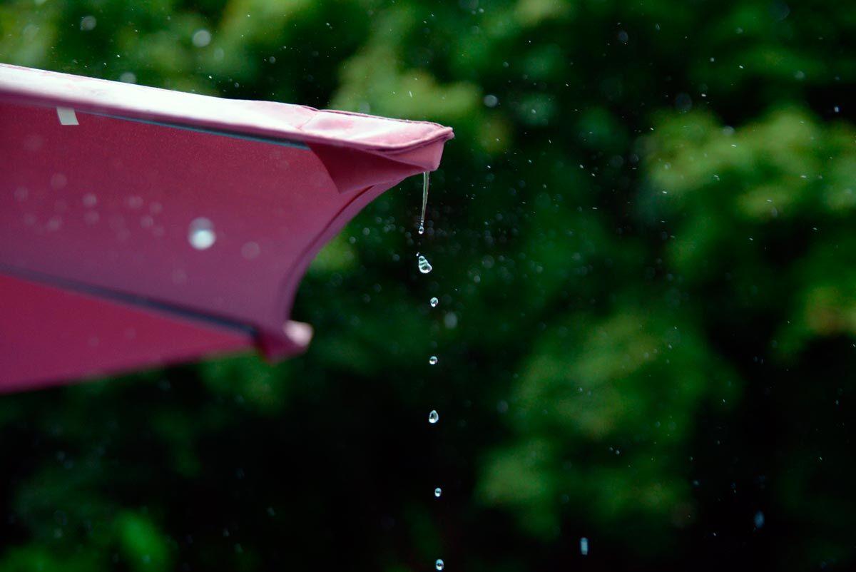 3d моделирование и визуализация дождевых капель