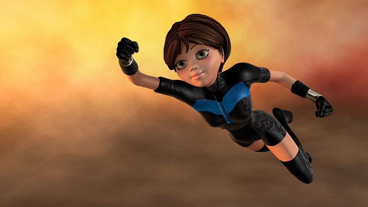 создание персонажей в maya, моделирование и анимация для рекламы