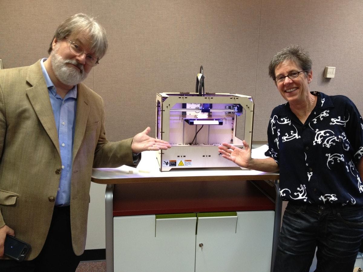 сделать 3d принтер самостоятельно
