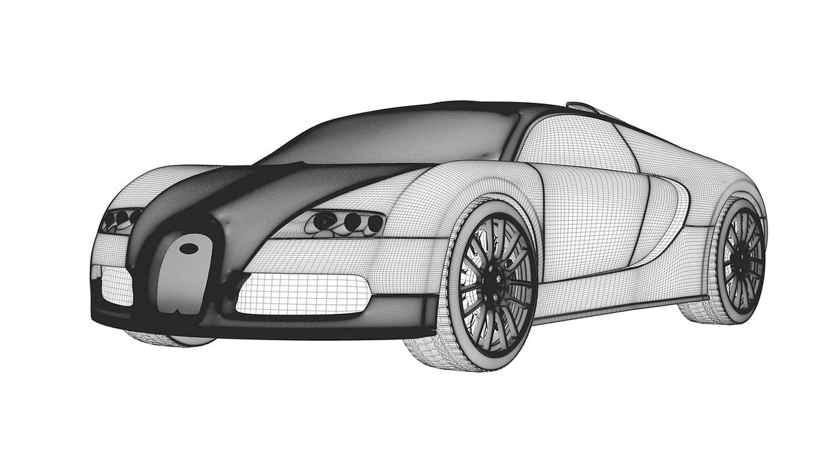 заказать визуализацию в 3d max для автомобиля